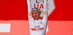 Pogacar en Gaviria kopmannen UAE Emirates in UAE Tour
