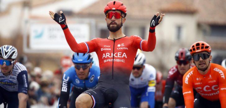 "Bouhanni past voor Tour de France: ""Vooral gericht op klimmers"""