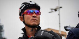 Hideto Nakane snelt naar eerste profzege in Tour de Langkawi