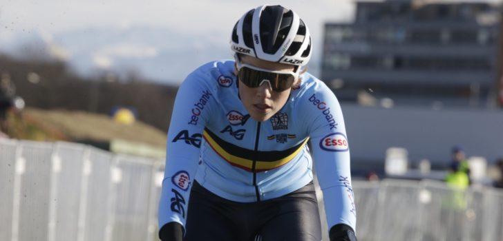 Sanne Cant droomt van Strade Bianche met nieuwe wegploeg