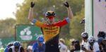 Sprintzege en leiderstrui voor Bauhaus in derde etappe Saudi Tour