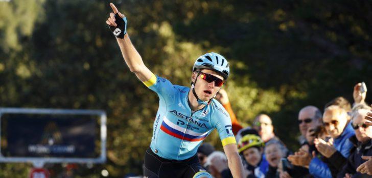Fraaie zege Vlasov in Tour de La Provence, Kelderman tweede