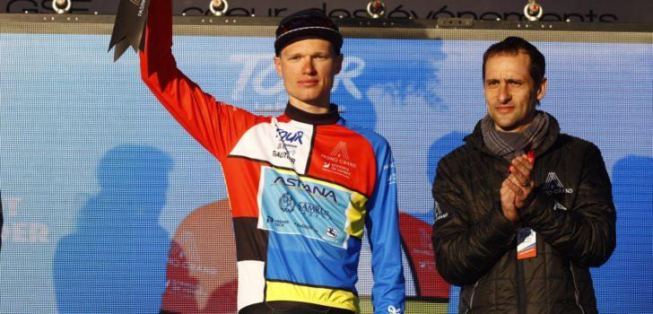 """Winnaar Vlasov: """"De Mont Ventoux is echt een iconische berg"""""""