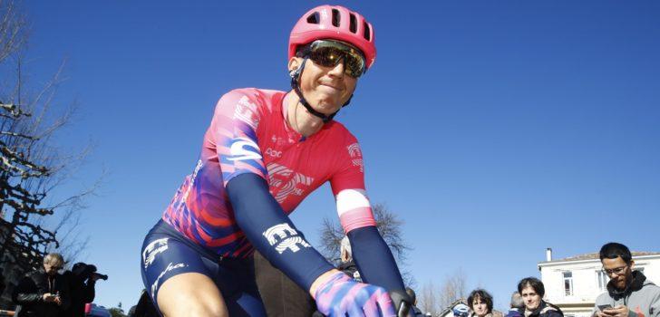 """Sep Vanmarcke over EF Pro Cycling: """"Ik heb geen idee hoe de ploeg er voor staat"""""""