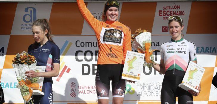 Anna van der Breggen wint eindklassement Setmana Ciclista Valenciana