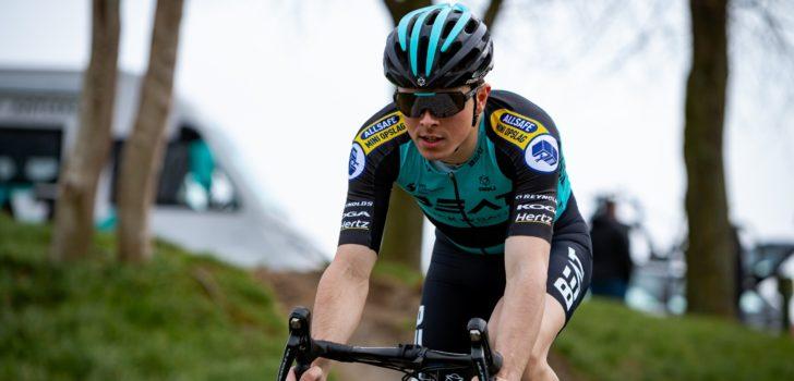 Stefano Museeuw (22) tekent contract bij BEAT Cycling Club