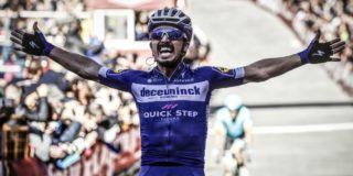 """Deceuninck-Quick-Step: """"We hebben meer opties dan Alaphilippe in Strade Bianche"""""""