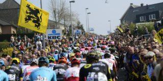 Publiek 'gewoon' welkom op WK wielrennen in Vlaanderen, mondkapje niet verplicht