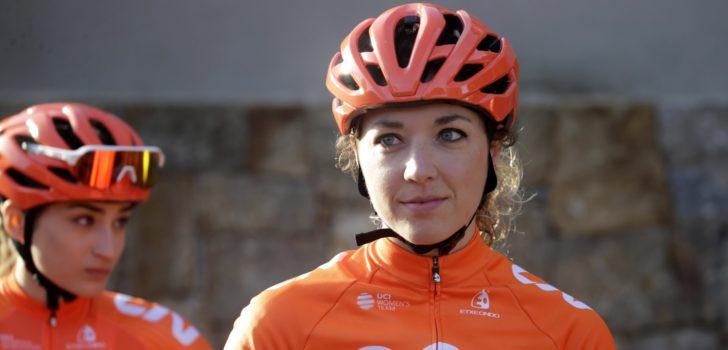 Sabrina Stultiens wint bij rentree, Giro Rosa plant finish op Monte Amiata