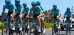 Opgave Astana in virtuele Tour de France