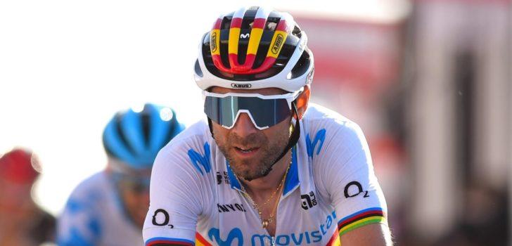 """Alejandro Valverde: """"Olympische Spelen op mijn 41e zal nog ingewikkelder zijn"""""""