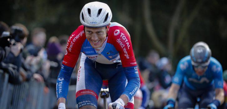 """Niki Terpstra: """"Realistisch om de Ronde en Roubaix als doel te stellen"""""""