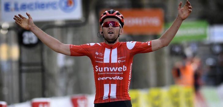 Team Sunweb rekent in 'stoffige' Strade Bianche op Tiesj Benoot en Søren Kragh Andersen