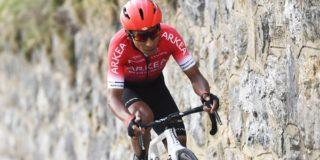 Nairo Quintana werkt via Franse rittenkoersen toe naar Tour de France