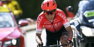 Nairo Quintana hervat seizoen in Mont Ventoux Dénivelé Challenge
