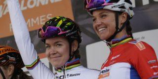 Anna van der Breggen en Chantal van den Broek-Blaak kondigen afscheid aan