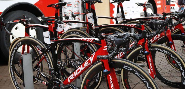 Fabrikant van Ridley en Merckx herbekijkt – of beëindigt – sponsorcontracten