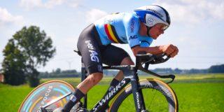 Geen nieuwe olympische kwalificatiemomenten voor Belgische tijdrijders