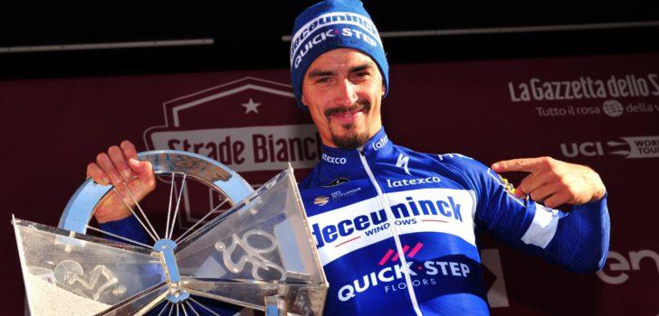 UCI-kalendermaker sluit Strade Bianche op gesloten circuit niet uit