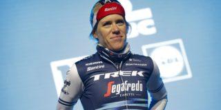 Ellen van Dijk rijdt Strade Bianche op fiets van De Kort