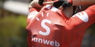 Medewerker Team Sunweb test positief op corona