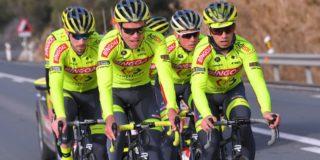 Vuelta a Burgos en Czech Tour eerste rittenkoersen voor Bingoal-Wallonie Bruxelles