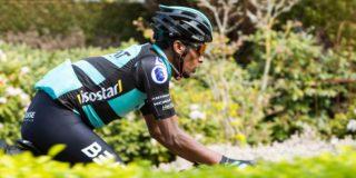 Daniel Abraham (BEAT) zit 17,5 uur op tijdritfiets voor rit van 560 kilometer