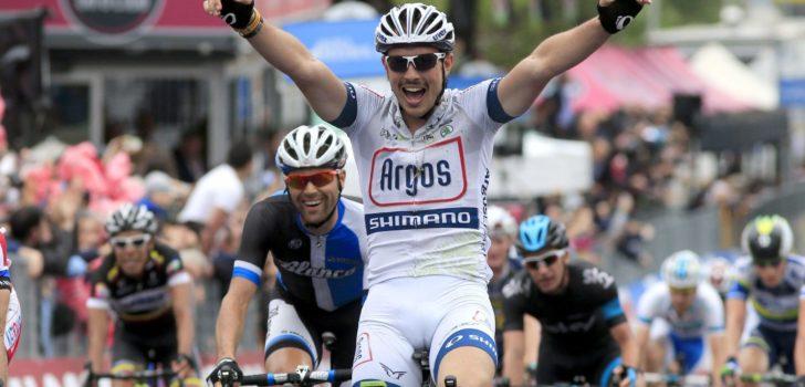 Organisatie Giro d'Italia denkt aan etappe met finish in Matera