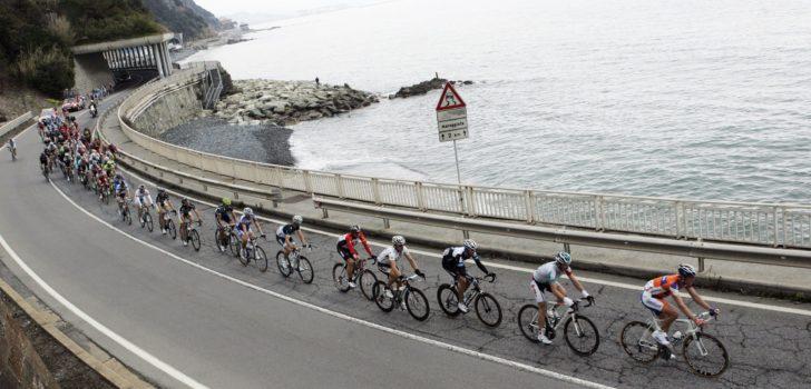 Geen Turchino, Capo Mele, Capo Cerva en Capo Berta in Milaan-San Remo 2020