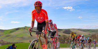 Greg Van Avermaet kent zijn ploegmaats voor Strade Bianche