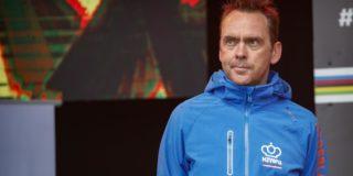 """Koos Moerenhout heeft een WK-plan: """"Met Dumoulin en Mollema als belangrijke pijlers"""""""