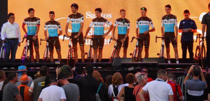 AG2R La Mondiale stapt over op BMC-fietsen