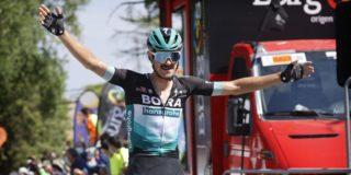Burgos: Felix Großschartner wint levendige openingsrit