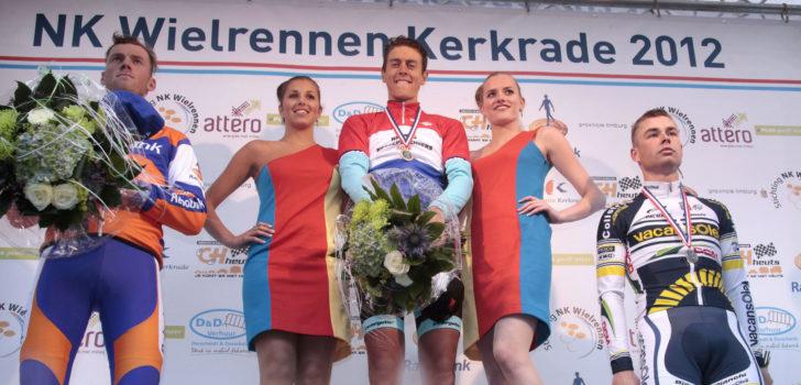 'Limburg eveneens in beeld voor NK Wielrennen'