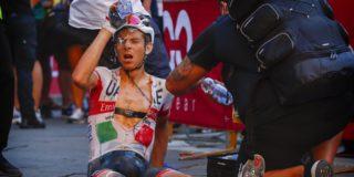 """Formolo na tweede plek in Strade Bianche: """"Een heel goed resultaat"""""""