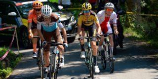 Vuelta 2020: Quentin Jauregui vierde uitvaller bij AG2R La Mondiale