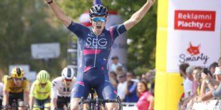 Jordi Meeus bezorgt SEG Racing Academy zege in Czech Cycling Tour