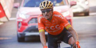 """Greg Van Avermaet: """"Een van de zwaarste dagen op de fiets"""""""