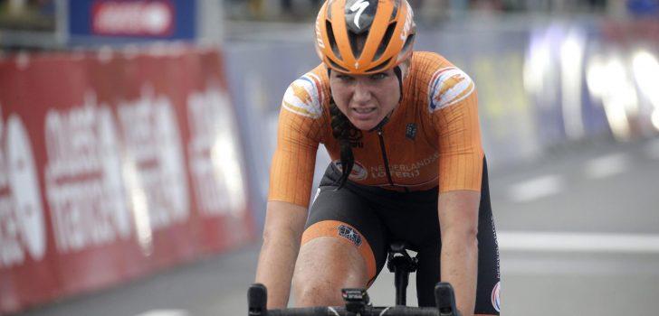 """Chantal van den Broek-Blaak: """"Natuurlijk baal ik, maar ik mag niet klagen"""""""