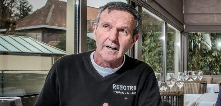 """Roger De Vlaeminck: """"Remco Evenepoel moet werken aan zijn stuurvaardigheid"""""""