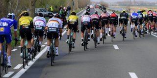 Starttijden Vlaamse klassiekers aangepast na overlap met Giro d'Italia