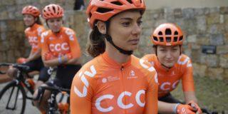 CCC-Liv's Ashleigh Moolman-Pasio moet passen voor Strade Bianche