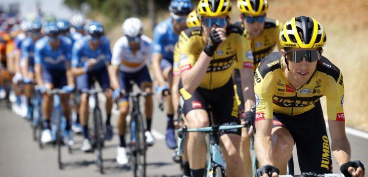 """Bennett zakt weg in Vuelta a Burgos: """"Kuss heeft mijn top-5-plaats gered"""""""