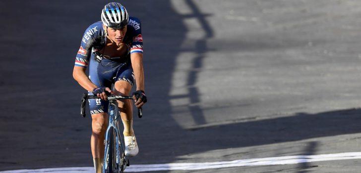 Mathieu van der Poel voert selectie Alpecin-Fenix aan voor Gran Piemonte