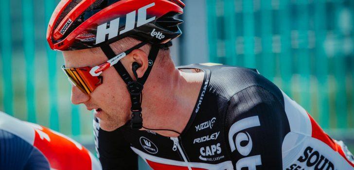 Tim Wellens mist Tour na trainingsongeval, Frederik Frison is zijn vervanger