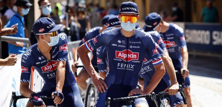 Alpecin-Fenix niet in Ronde van Catalonië: drie stafleden testen positief op corona