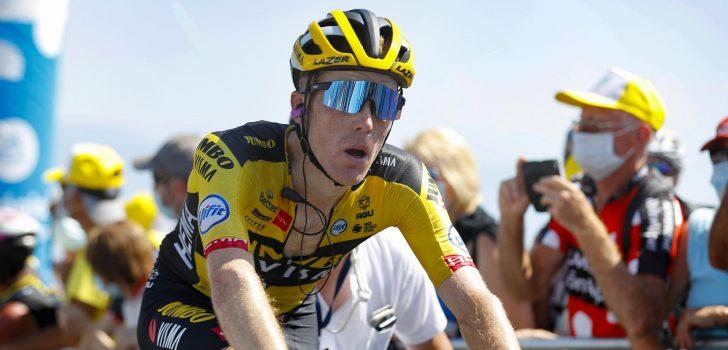 Steven Kruijswijk geeft op in Dauphiné na valpartij
