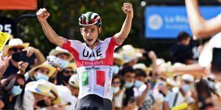 Davide Formolo rondt solo af in bergrit Dauphiné, Primoz Roglic verstevigt leiderstrui