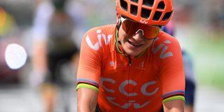 """Marianne Vos: """"In de sprint had ik eigenlijk wat langer moeten wachten"""""""