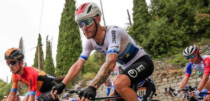 Tour 2020: Giacomo Nizzolo stapt af in eerste Pyreneeënrit